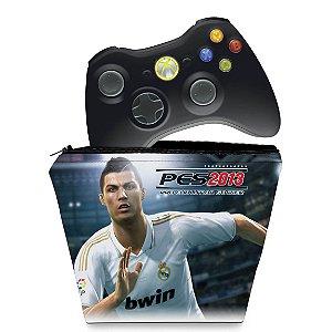 Capa Xbox 360 Controle Case - Pes 2013