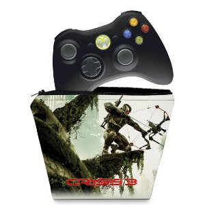Capa Xbox 360 Controle Case - Crysis 3