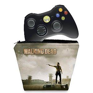 Capa Xbox 360 Controle Case - The Walking Dead #b