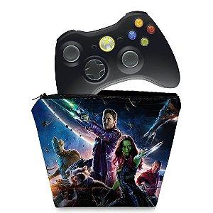 Capa Xbox 360 Controle Case - Guardiões Da Galaxia