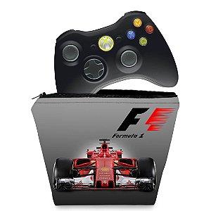 Capa Xbox 360 Controle Case - Formula 1 #b