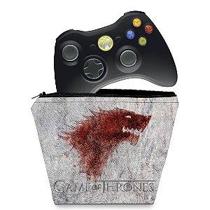 Capa Xbox 360 Controle Case - Game Of Thrones #a