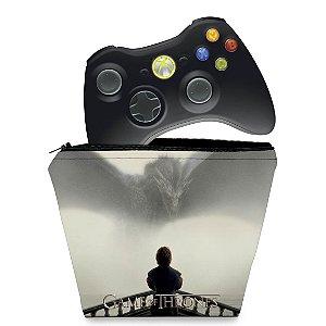 Capa Xbox 360 Controle Case - Game Of Thrones #b