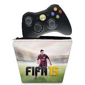 Capa Xbox 360 Controle Case - Fifa 15