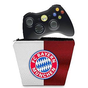 Capa Xbox 360 Controle Case - Bayern De Munique