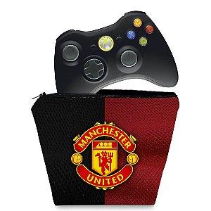 Capa Xbox 360 Controle Case - Manchester United