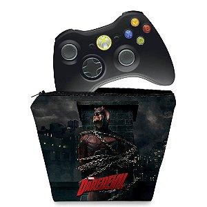 Capa Xbox 360 Controle Case - Daredevil Demolidor