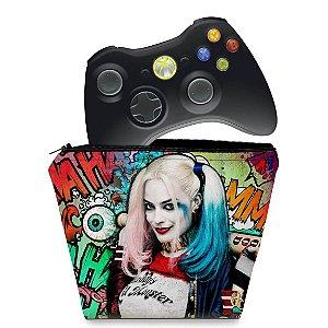 Capa Xbox 360 Controle Case - Esquadrão Suicida #b