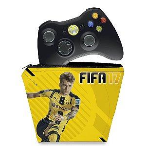 Capa Xbox 360 Controle Case - Fifa 17