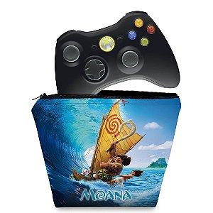 Capa Xbox 360 Controle Case - Moana