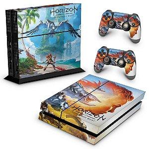 PS4 Fat Skin - Horizon Forbidden West