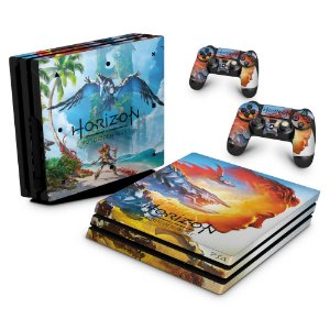 PS4 Pro Skin - Horizon Forbidden West
