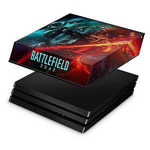 PS4 Pro Capa Anti Poeira - Battlefield 2042