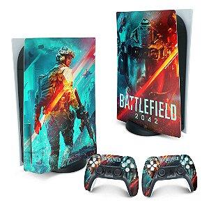 PS5 Skin - Battlefield 2042