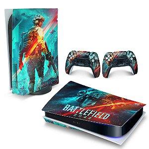 Skin PS5 - Battlefield 2042
