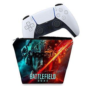 Capa PS5 Controle Case - Battlefield 2042