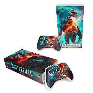 Xbox Series S Skin - Battlefield 2042