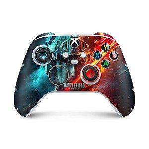 Xbox Series S X Controle Skin - Battlefield 2042