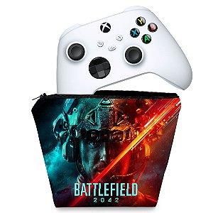Capa Xbox Series S X Controle - Battlefield 2042
