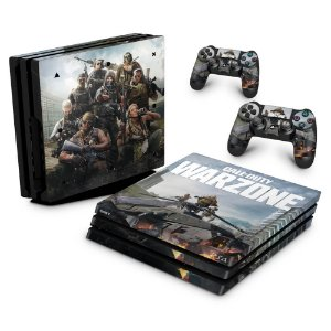 PS4 Pro Skin - Call of Duty Warzone