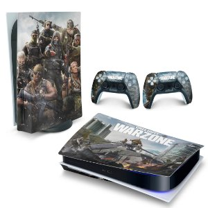Skin PS5 - Call of Duty Warzone