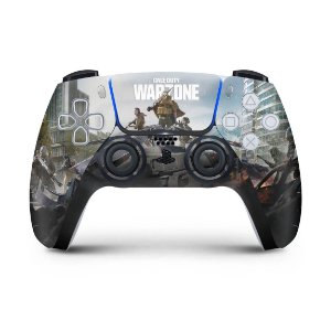 Skin PS5 Controle - Call of Duty Warzone
