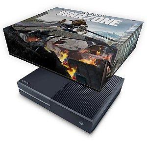 Xbox One Fat Capa Anti Poeira - Call of Duty Warzone