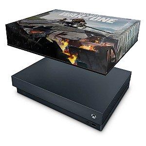Xbox One X Capa Anti Poeira - Call of Duty Warzone