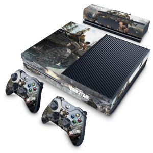 Xbox One Fat Skin - Call of Duty Warzone