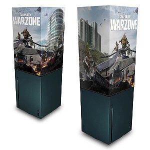 Xbox Series X Capa Anti Poeira - Call of Duty Warzone
