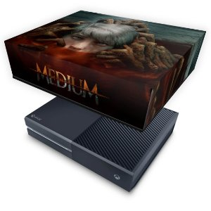 Xbox One Fat Capa Anti Poeira - The Medium