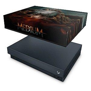 Xbox One X Capa Anti Poeira - The Medium