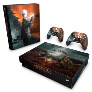 Xbox One X Skin - The Medium