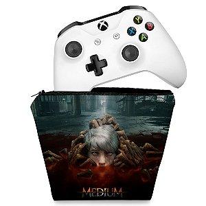 Capa Xbox One Controle Case - The Medium