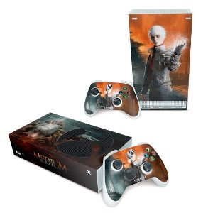 Xbox Series S Skin - The Medium