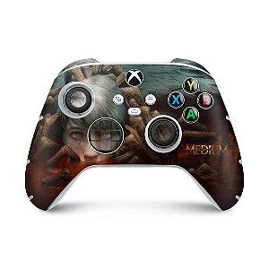 Xbox Series S X Controle Skin - The Medium