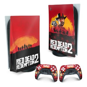 PS5 Skin - Red Dead Redemption 2