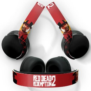 PS5 Skin Headset Pulse 3D - Red Dead Redemption 2