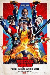 Poster O Esquadrão Suicida A