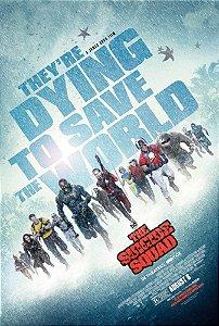 Poster O Esquadrão Suicida D