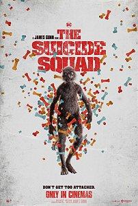Poster O Esquadrão Suicida F