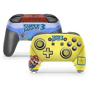 Nintendo Switch Pro Controle Skin - Super Mario Bros 3