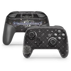 Nintendo Switch Pro Controle Skin - Kingdom Hearts 3