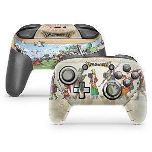 Nintendo Switch Pro Controle Skin - Dragon Quest