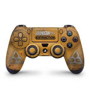 Skin PS4 Controle - Tom Clancy's Rainbow Six Siege Extraction