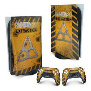 PS5 Skin - Tom Clancy's Rainbow Six Siege Extraction