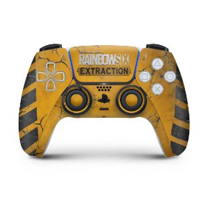 Skin PS5 Controle - Tom Clancy's Rainbow Six Siege Extraction