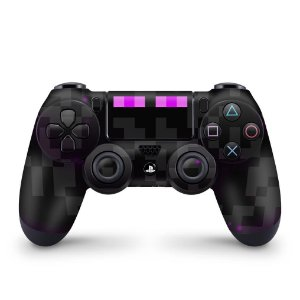 Skin PS4 Controle - Minecraft Enderman