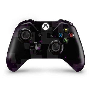 Skin Xbox One Fat Controle - Minecraft Enderman