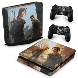 PS4 Slim Skin - The Last of Us